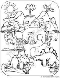 To download one of the dinosaur coloring pages, click the coloring page thumbnail images. Free Dinosaur Coloring Page Printable By Melonheadz Clipart By Melonheadz
