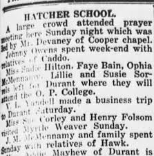 Myrtle Weaver and friends...from Hatcher School - Newspapers.com