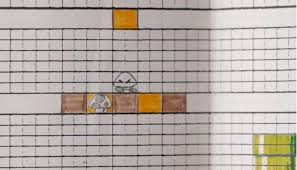 Gallery Of These Sheets Of Graph Paper Were Used To Design Super