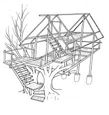 Small Picture 96 ideas Treehouse Coloring Pages on kankanwzcom