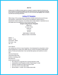 Sample Audition Resume Free Resume Example And Writing Download