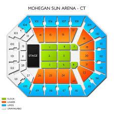 Mohegan Sun Ct Interactive Seating Chart Seating Chart Mohegan Sun Arena Uncasville Ct Www