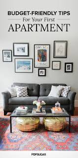 Wall Decor For Living Rooms 25 Best Ideas About Apartment Living Rooms On Pinterest