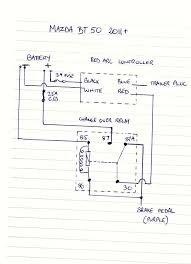 mazda bt 50 spotlight wiring diagram mazda wiring diagrams description bt 50 brake controller wiring diagram ute 4x4 project on 2012 mazda bt 50 wiring