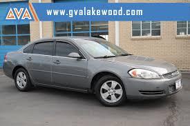 Used 2007 Chevrolet Impala For Sale | Lakewood CO | G1220B