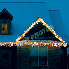 Blue And Warm White Icicle Lights Warm White Led M5 Christmas Icicle Light Set White Wire 100ledm5ice Www