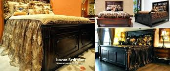 tuscan style bedroom furniture. Tuscan Bedrooms Bedroom Master Furniture . Style R