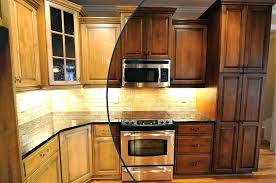restain cabinet how