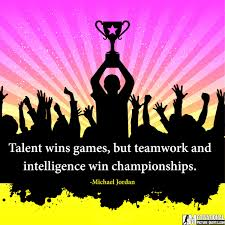 Famous Team Quotes Inspirational