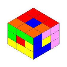 Rubik's Patterns Classy Some Rubik's Cube Patterns