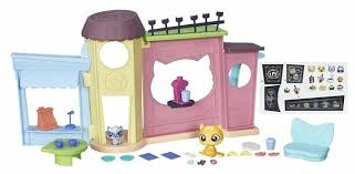 Игровой <b>набор Littlest Pet Shop</b> Кафе B5479 — купить по ...