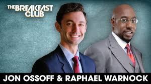 Jon Ossoff & Rev. Raphael Warnock Talk Georgia Senate Runoffs, Civil Rights, Prison Reform + More - YouTube
