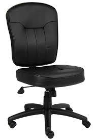bedroomlicious armless leather office chair decor ideasdecor ideas cheap chairs chair marvellous armless office chair ameliyat bedroommarvellous leather desk chairs