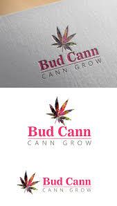Cann Design Bold Colorful Logo Design For Bud Cann By Uk Design 20007178