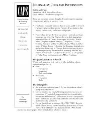 Spanish essay editor  Journalism internship cover letter example  Best Solutions of University Journalism Cover Letter Sample About Sample