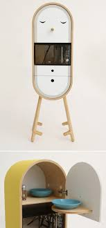 Micro Kitchen Lolo Capsular Microkitchen By Tanya Repina And Studio Aotta