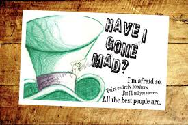 Mad Hatter Quote Quote Number 552003 Picture Quotes