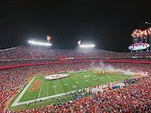 Arrowhead Stadium Wikipedia