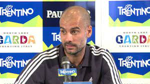FC Bayern - Pep Guardiola Interview - YouTube