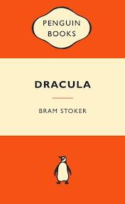 clic penguin book cover designed in the typeface gill sans in a two three tone layout an iconic book cover