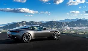 James Bond Feeling Pur Aston Martin Db11