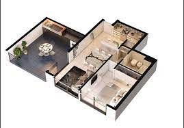 how to create 3d floor plans for