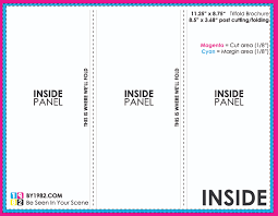2 folded brochure template 2 fold brochure template free barca fontanacountryinn com