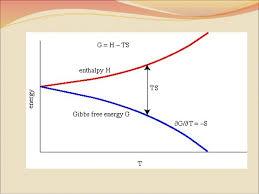 Gibbs Free Energy Entropy Enthalpy Chart Plotting Of Different Parameters Entropy Enthalpy Gibbs