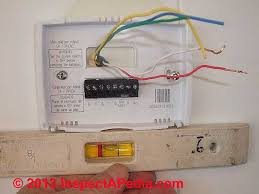 honeywell wiring diagram thermostat wiring diagrams and schematics line vole thermostats for heating cooling