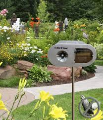 how to keep birds away from garden. Sound Bird Deterrent How To Keep Birds Away From Garden E