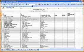 Wedding Budget Excel Spreadsheet Wedding Spreadsheet Template