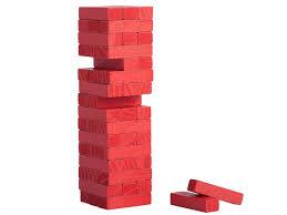 Настольная <b>игра Проект 111</b> Деревянная башня Red 50 по три ...