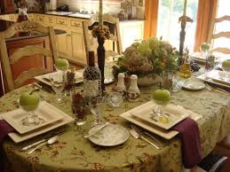 Tablecloth For Dining Room Table Fall Dining Room Table Decorating Ideas Philippe Style Dining