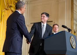 President Obama Nominates Jacob Lew as Treasury Secretary | whitehouse.gov