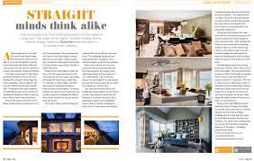 Camellia Interior Design Straight Minds Think Alike E D I T O R I A L Interior