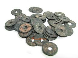 Image result for i ching coins