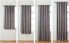 custom size curtains choose the right curtains west elm