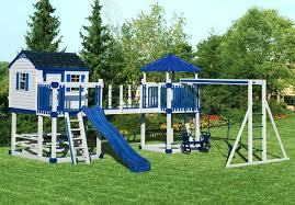 plans for wooden swing set image of outdoor plans free wooden swing set plans with monkey