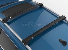 Багажные <b>поперечины</b> Turtle Lux Air2 на интегрированные ...