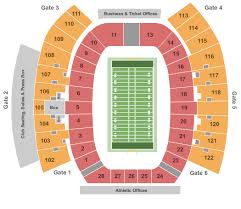 Jones At T Stadium Seating Chart Lubbock