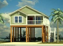 small stilt house plans tiny