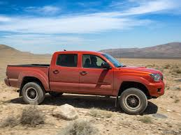 2015 Toyota Tacoma TRD Pro Series - Off-Road | HD Wallpaper #3