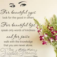 Quotes On Looking Beautiful Best Of Audrey Hepburn For Beautiful Eyes Vinyl Wall Quote Decal Sticker