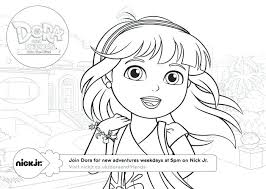 dora and friends coloring pages medium size of friends coloring pages best printable dora and friends
