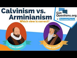 Armenian Vs Calvinism Chart Calvinism Vs Arminianism Which View Is Correct