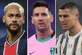 Messi fringe hairstyle young likes it very much. Jadon Sancho Ronaldo And Lionel Messi Who Is The Most Likely Superstar To Complete A Premier League Transfer In 2021