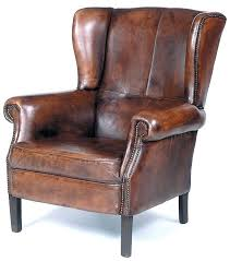 leather wingback recliner leather i really want a vintage leather chair and i love the tempted