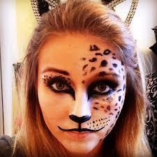 halloween makeup cheetah ideas