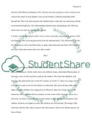play and pedagogy essay example topics and well written essays play and pedagogy essay example