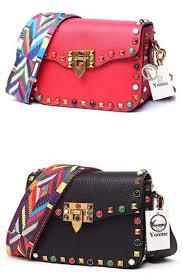 Designer Mini Crossbody Bag Yoome Mini Crossbody Bag Designer Clutch For Women Rivets